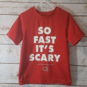 Gap So Fast It's Scary Dry Fit Shirt Size 5T